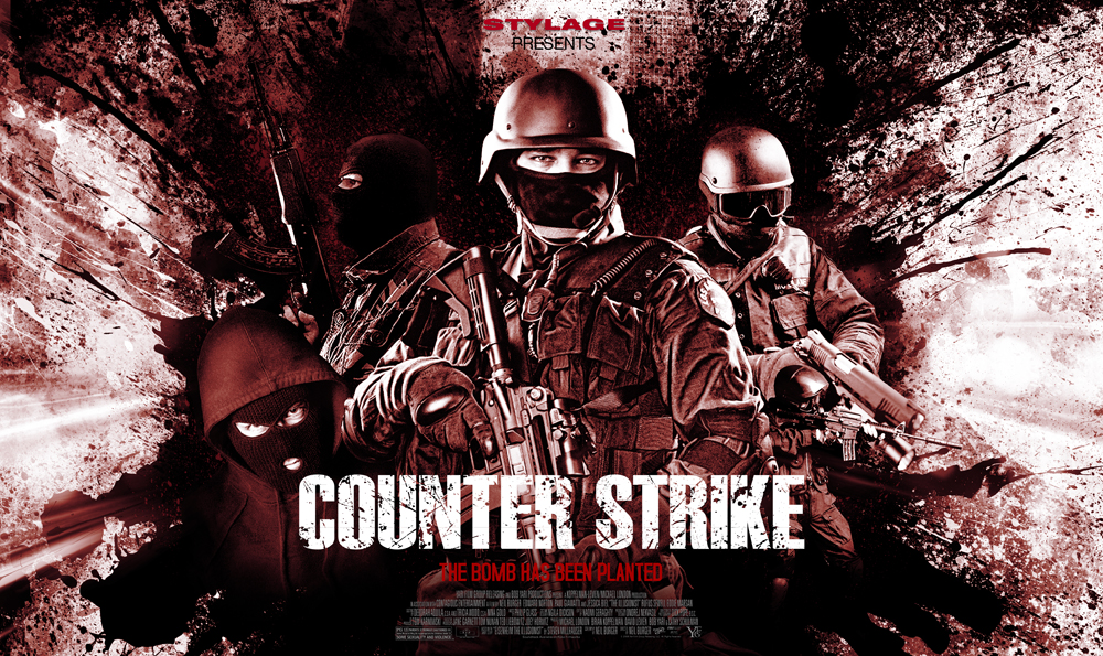 Counter-Strike 1.6 CSL Edition v.4